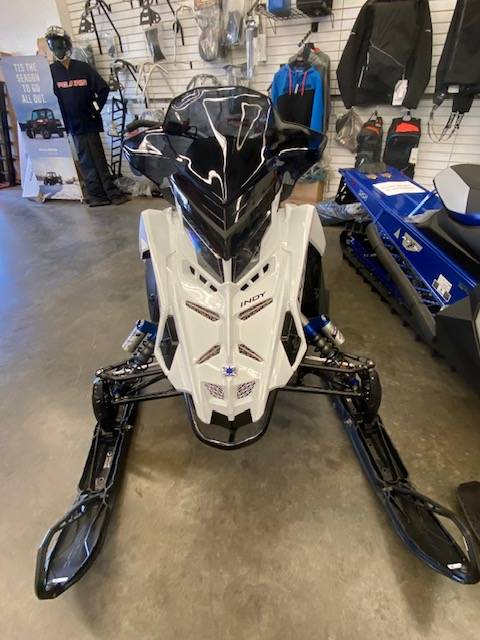 2021 Polaris 650 Indy VR1 129 SC in Monroe, Washington - Photo 3