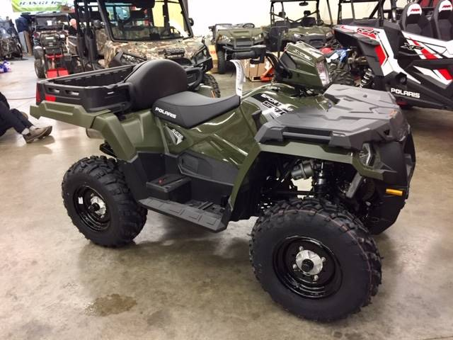2019 Polaris Sportsman X2 570 in Monroe, Washington - Photo 1
