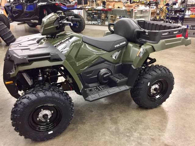 2019 Polaris Sportsman X2 570 in Monroe, Washington - Photo 2