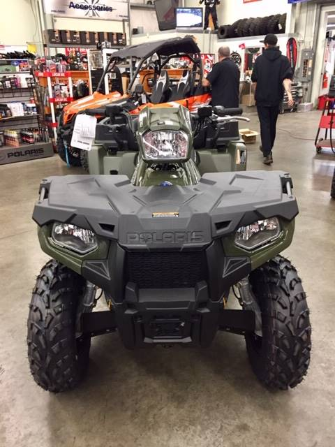 2019 Polaris Sportsman X2 570 in Monroe, Washington - Photo 7