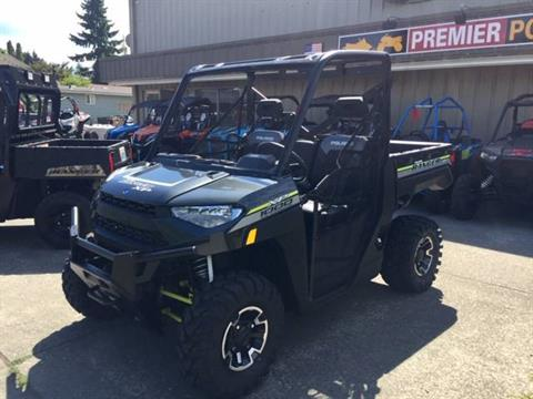 2019 Polaris Ranger XP 1000 EPS Premium in Monroe, Washington - Photo 1