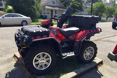 2010 Polaris Sportsman® 850 XP EPS in Monroe, Washington