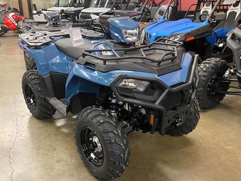2021 Polaris Sportsman 450 H.O. Utility Package in Monroe, Washington - Photo 1