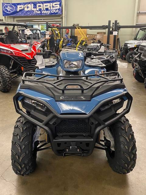 2021 Polaris Sportsman 450 H.O. Utility Package in Monroe, Washington - Photo 4