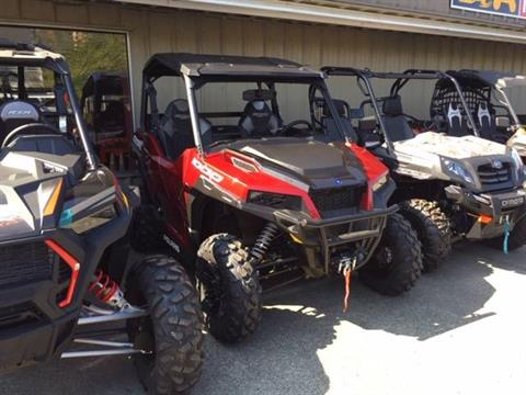 2020 Polaris General 1000 Deluxe in Monroe, Washington