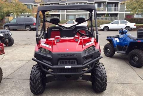 2012 Polaris Ranger XP® 800 EPS LE in Monroe, Washington