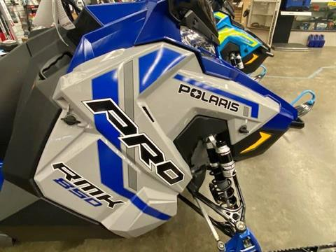 2021 Polaris 850 PRO RMK 155 2.6 in. Factory Choice in Monroe, Washington - Photo 2