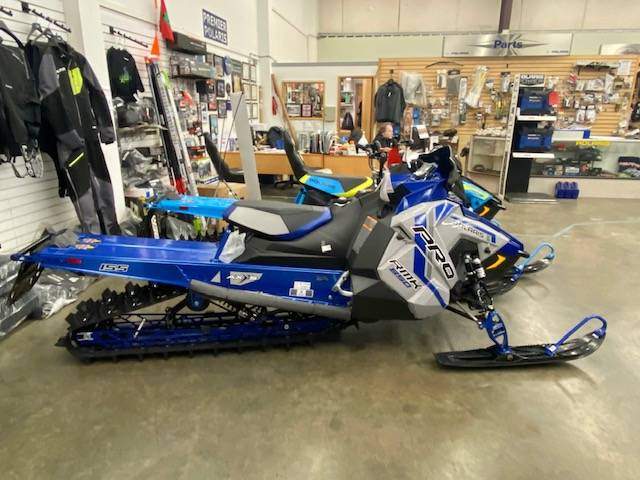 2021 Polaris 850 PRO RMK 155 2.6 in. Factory Choice in Monroe, Washington - Photo 3
