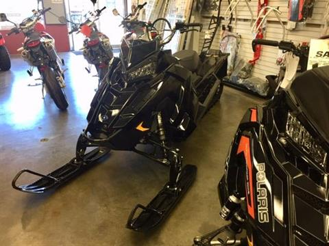 2019 Polaris 800 PRO-RMK 155 SnowCheck Select 3.0 in Monroe, Washington - Photo 2