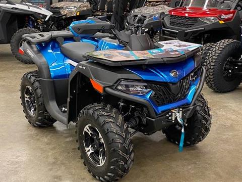 2020 CFMOTO CForce 600 in Monroe, Washington