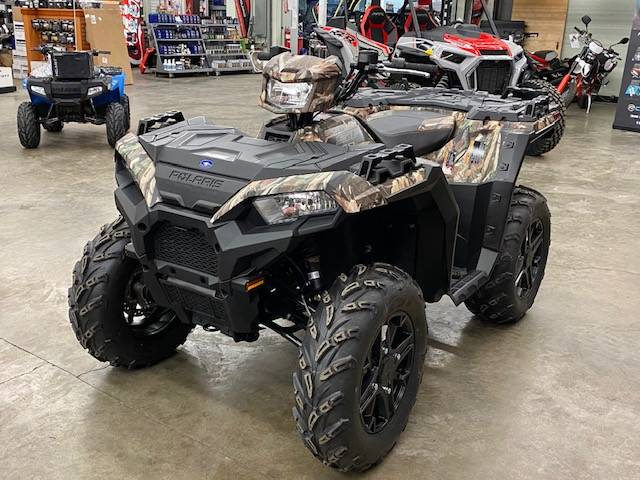2021 Polaris Sportsman 850 Premium in Monroe, Washington - Photo 1