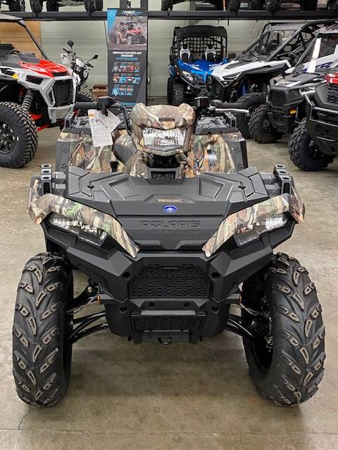 2021 Polaris Sportsman 850 Premium in Monroe, Washington - Photo 5