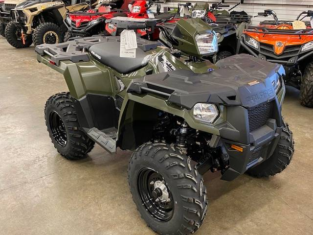 2020 Polaris Sportsman 450 H.O. in Monroe, Washington - Photo 1
