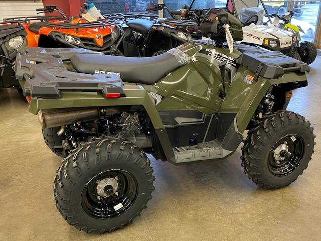 2020 Polaris Sportsman 450 H.O. in Monroe, Washington - Photo 3