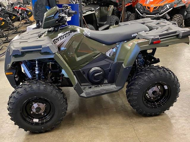 2020 Polaris Sportsman 450 H.O. in Monroe, Washington - Photo 4