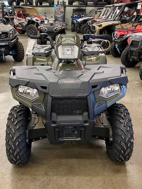 2020 Polaris Sportsman 450 H.O. in Monroe, Washington - Photo 5