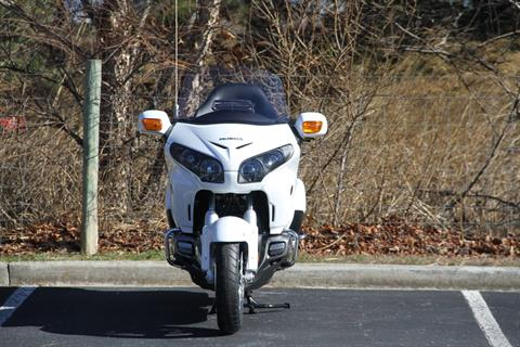 2017 Honda Gold Wing Audio Comfort Navi XM ABS in Hendersonville, North Carolina