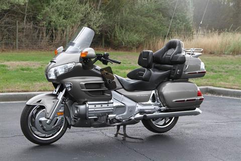 2008 Honda Gold Wing® Audio Comfort Navi ABS in Hendersonville, North Carolina