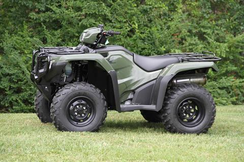 2017 Honda FourTrax Foreman 4x4 in Hendersonville, North Carolina