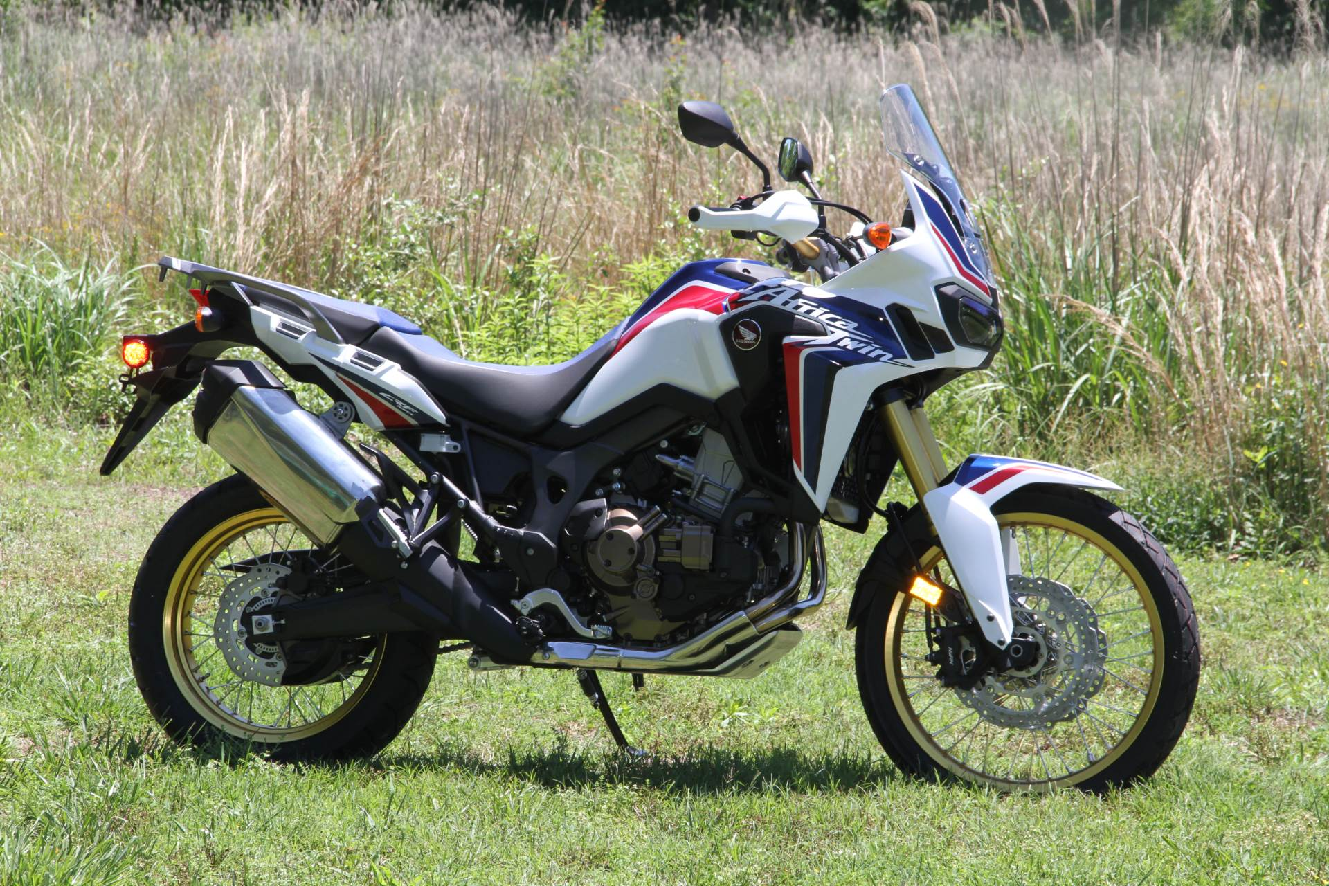 2017 Honda Africa Twin DCT in Hendersonville, North Carolina