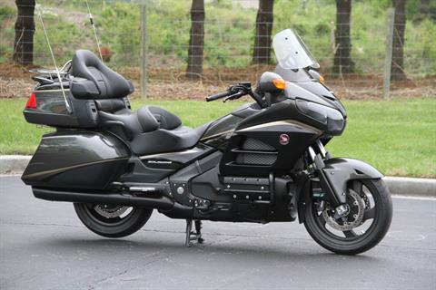 2016 Honda Gold Wing Navi XM ABS in Hendersonville, North Carolina
