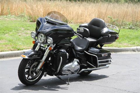 2015 Harley-Davidson Ultra Limited Low in Hendersonville, North Carolina