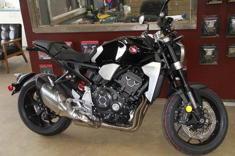 2018 Honda CB1000R in Hendersonville, North Carolina - Photo 1