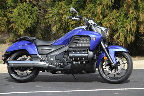 2014 Honda Gold Wing® Valkyrie® in Hendersonville, North Carolina