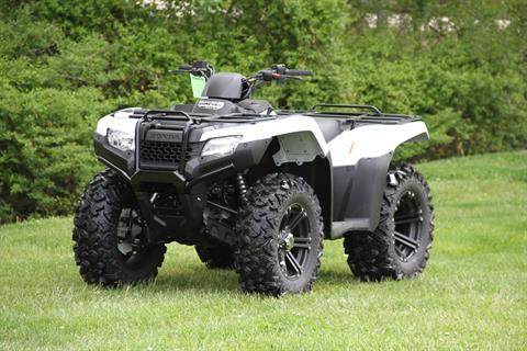 2018 Honda FourTrax Rancher 4x4 DCT EPS in Hendersonville, North Carolina