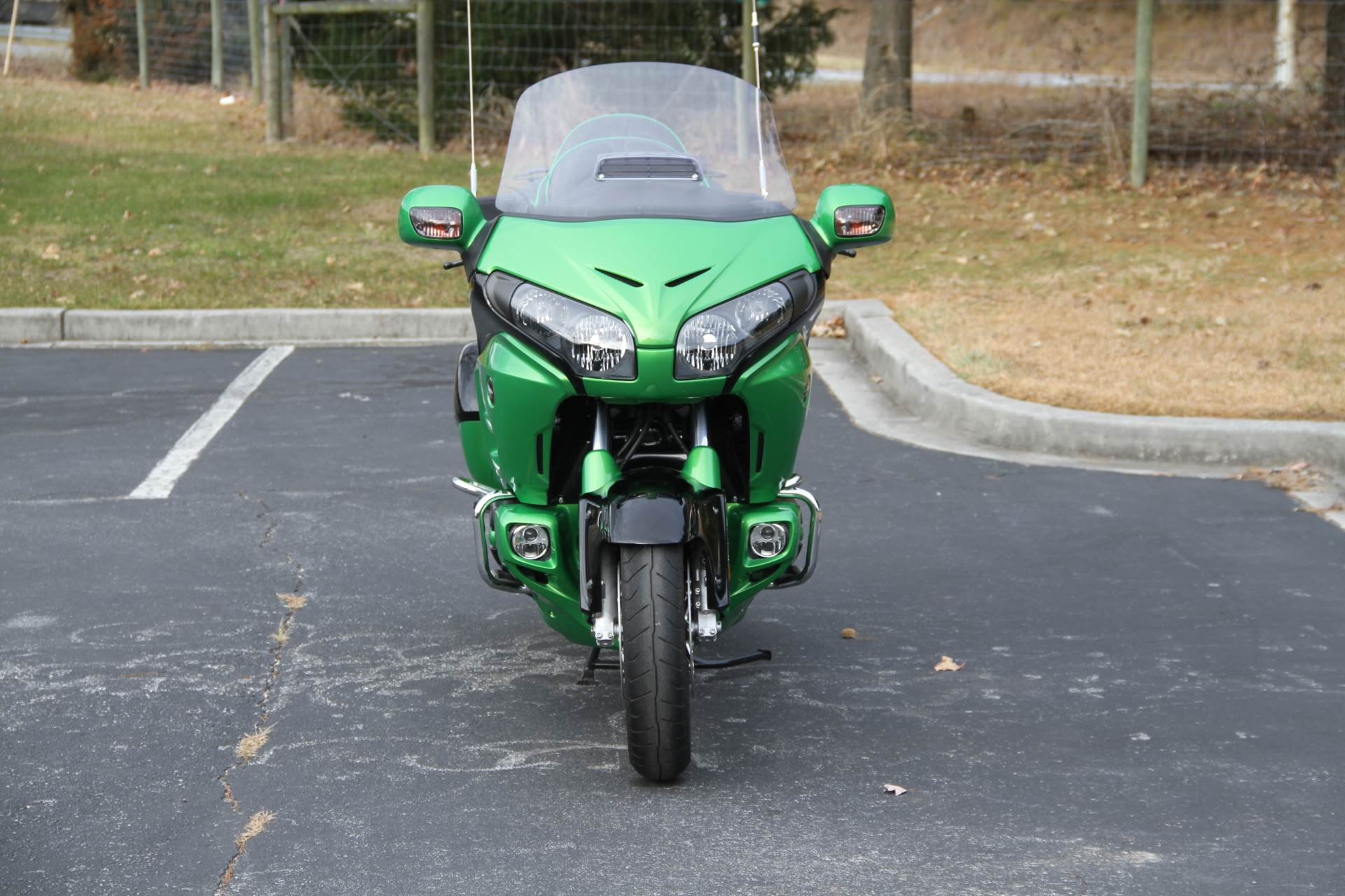 2015 Honda Gold Wing Audio Comfort in Hendersonville, North Carolina - Photo 3