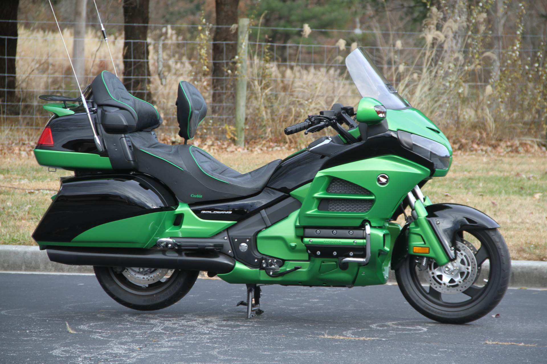 2015 Honda Gold Wing Audio Comfort in Hendersonville, North Carolina - Photo 1