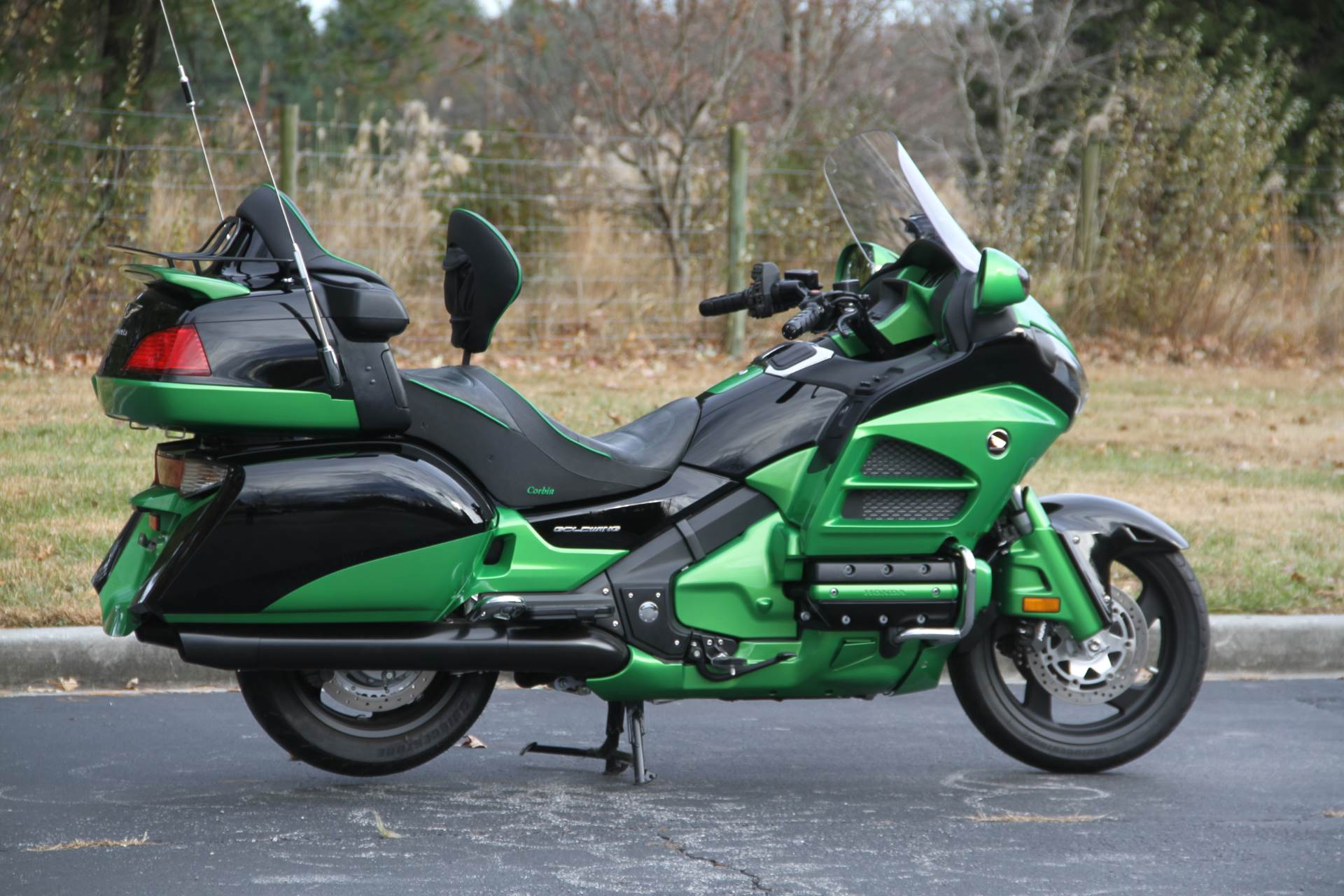 2015 Honda Gold Wing Audio Comfort in Hendersonville, North Carolina - Photo 8