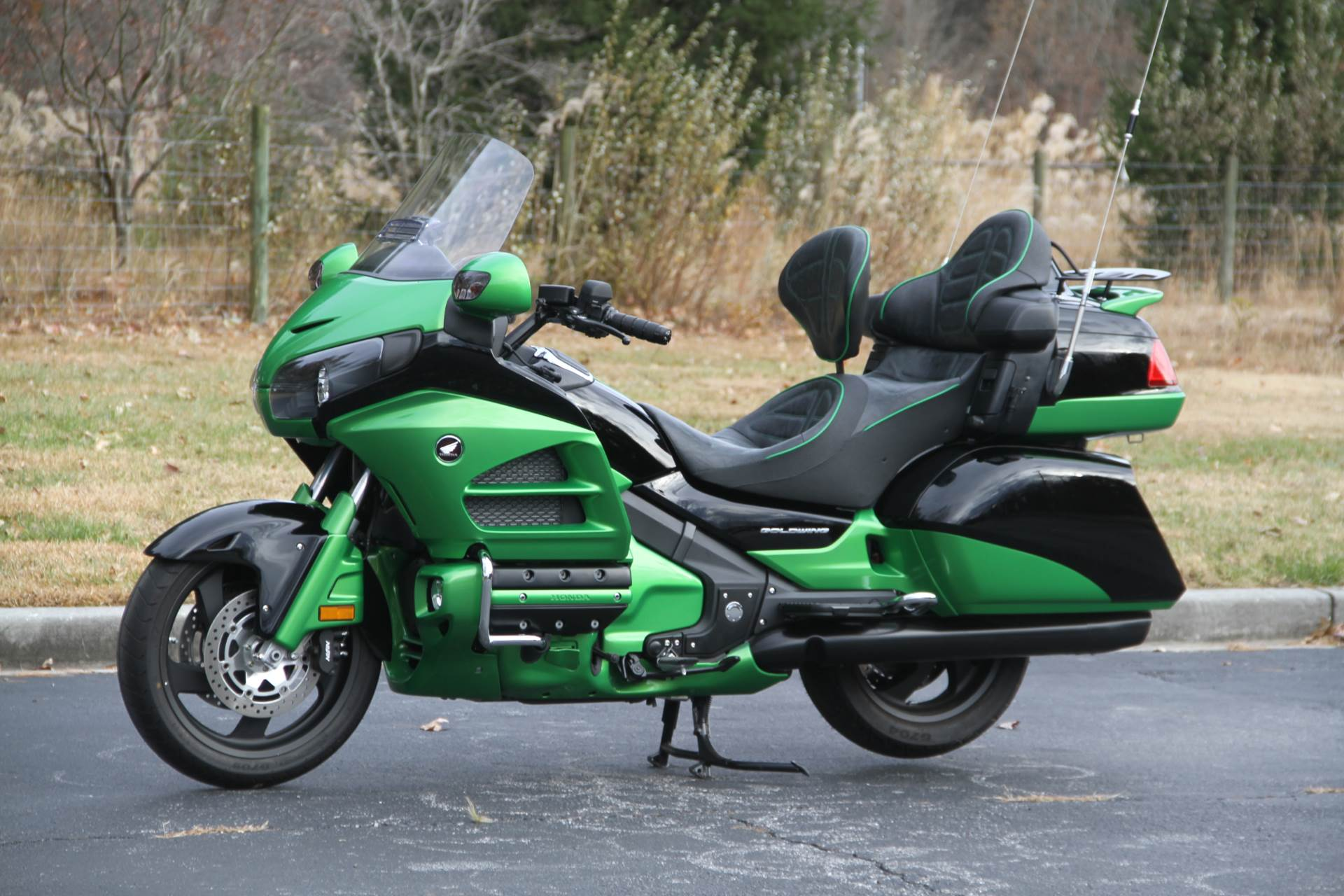 2015 Honda Gold Wing Audio Comfort in Hendersonville, North Carolina - Photo 2
