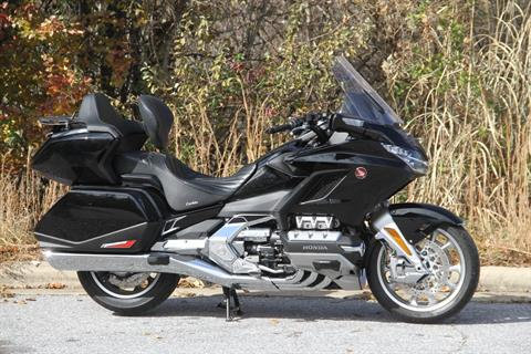 2019 Honda Gold Wing Tour in Hendersonville, North Carolina - Photo 1