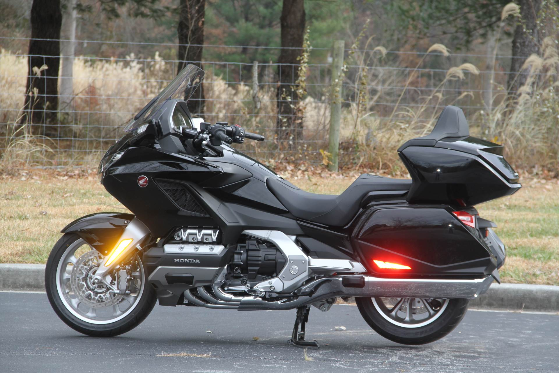 2019 Honda Gold Wing Tour in Hendersonville, North Carolina - Photo 25