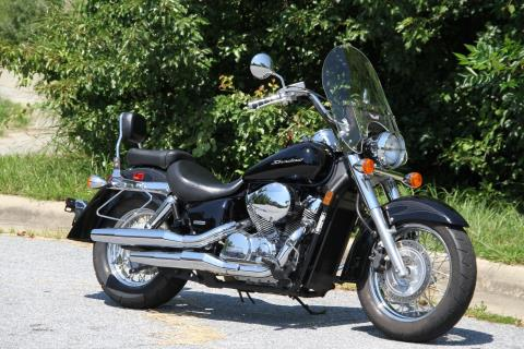 2009 Honda Shadow Aero® in Hendersonville, North Carolina