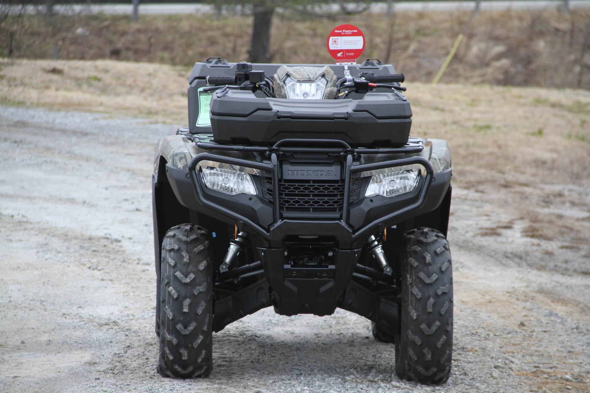 2020 Honda FourTrax Foreman 4x4 EPS in Hendersonville, North Carolina - Photo 3