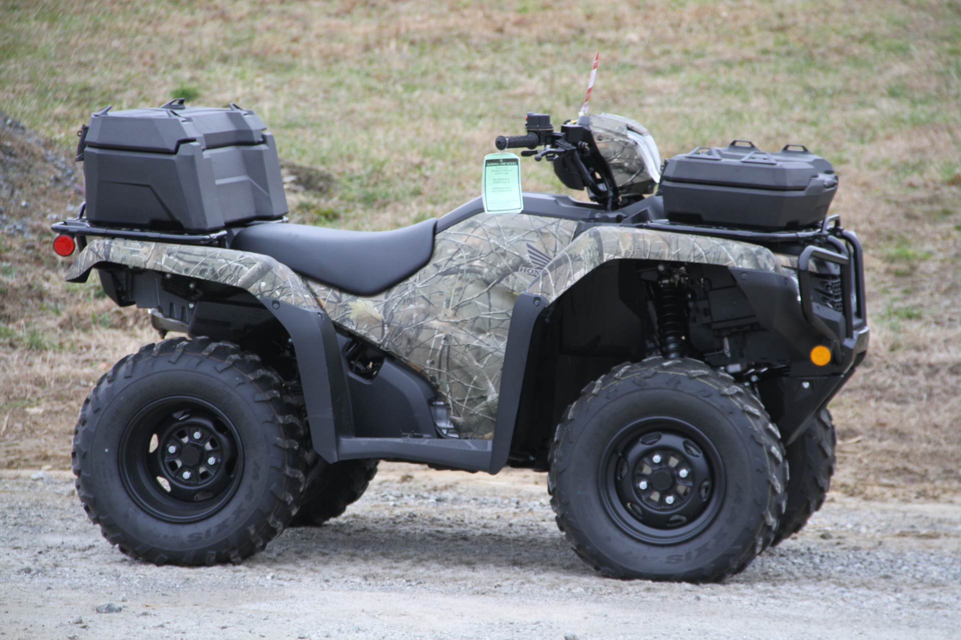 2020 Honda FourTrax Foreman 4x4 EPS in Hendersonville, North Carolina - Photo 7