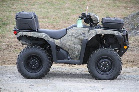 2020 Honda FourTrax Foreman 4x4 EPS in Hendersonville, North Carolina - Photo 9