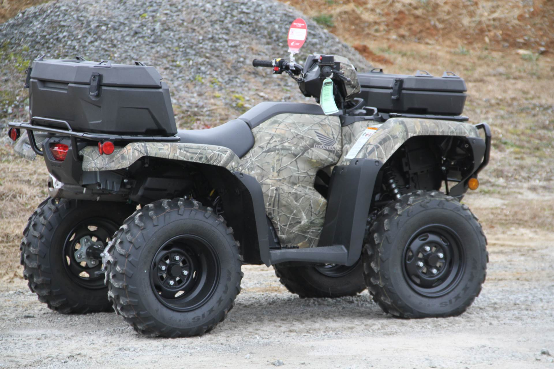 2020 Honda FourTrax Foreman 4x4 EPS in Hendersonville, North Carolina - Photo 11