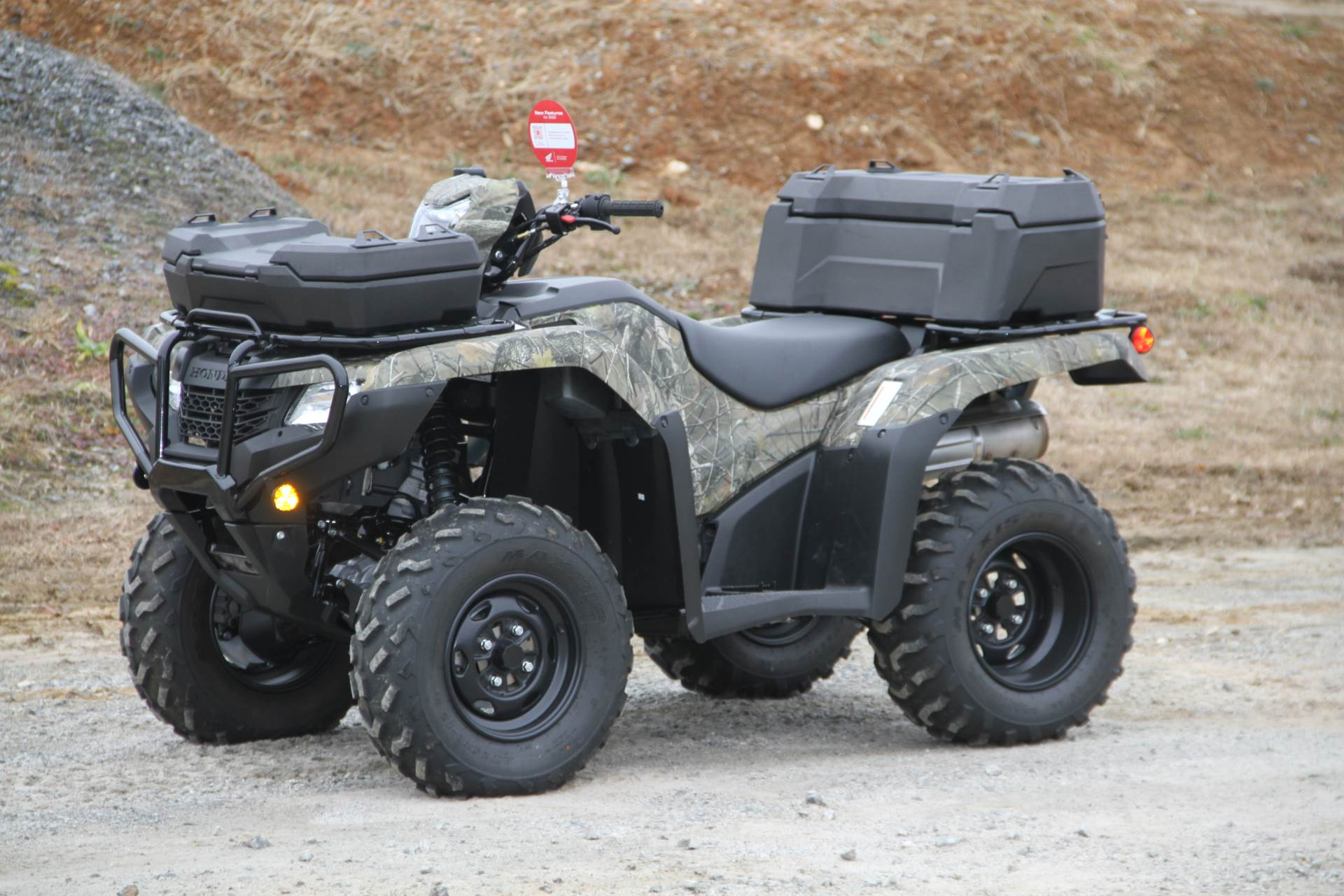 2020 Honda FourTrax Foreman 4x4 EPS in Hendersonville, North Carolina - Photo 27