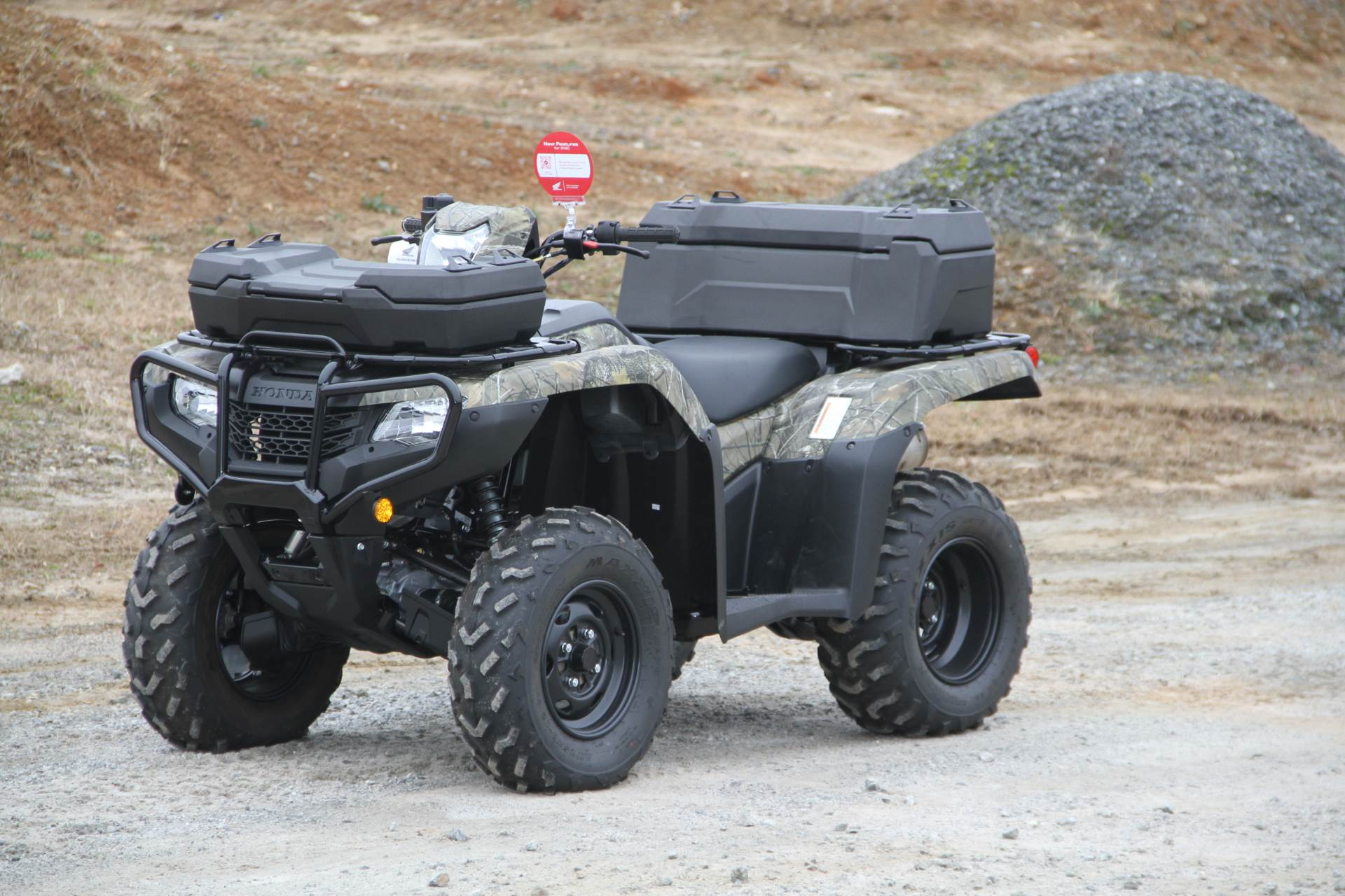2020 Honda FourTrax Foreman 4x4 EPS in Hendersonville, North Carolina - Photo 28