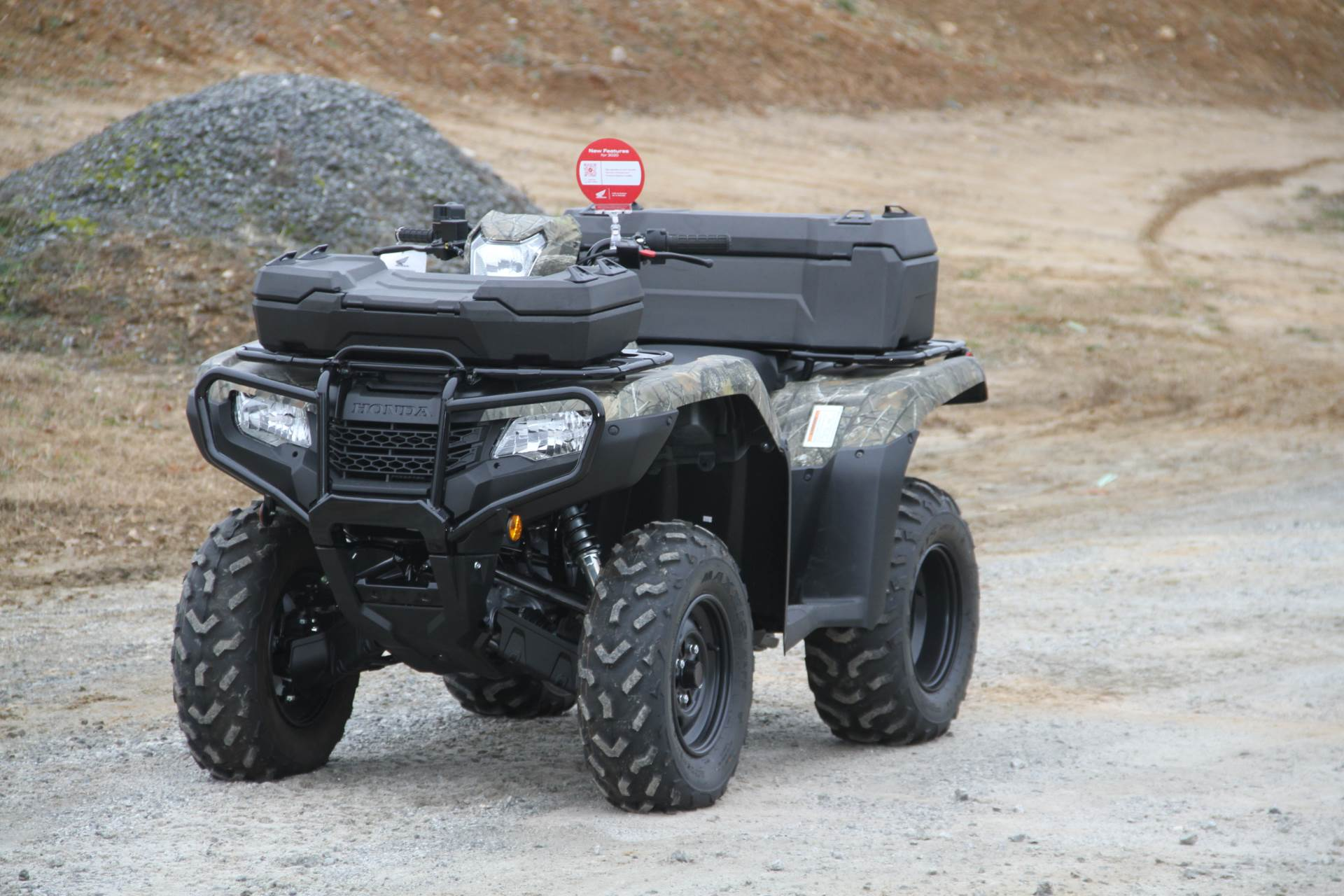 2020 Honda FourTrax Foreman 4x4 EPS in Hendersonville, North Carolina - Photo 29