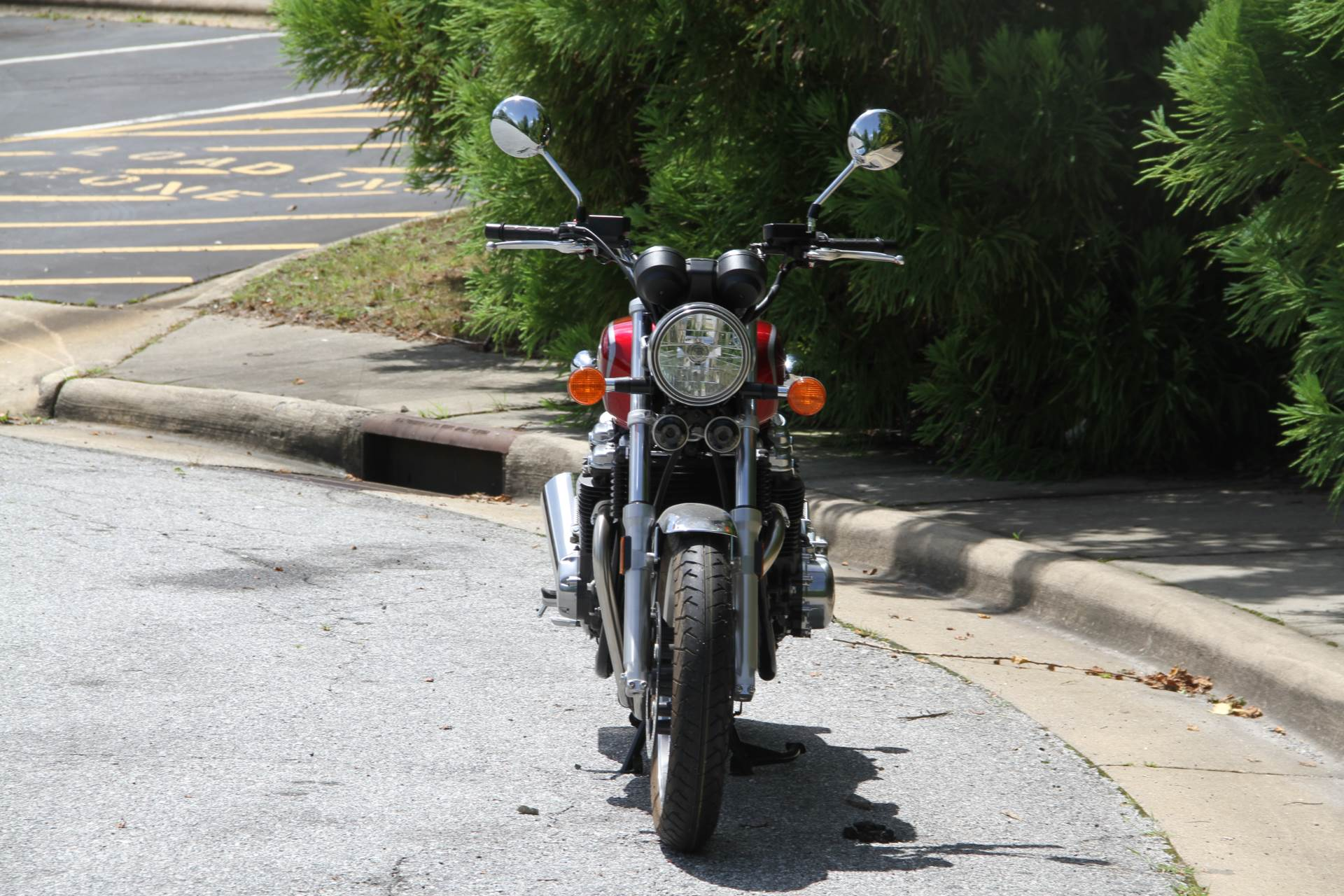2013 Honda CB1100 in Hendersonville, North Carolina - Photo 4