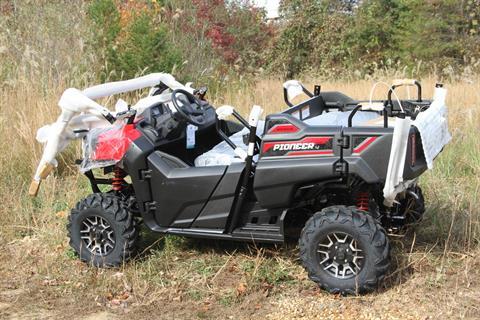 2020 Honda Pioneer 700-4 Deluxe in Hendersonville, North Carolina - Photo 8