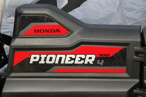 2020 Honda Pioneer 700-4 Deluxe in Hendersonville, North Carolina - Photo 14