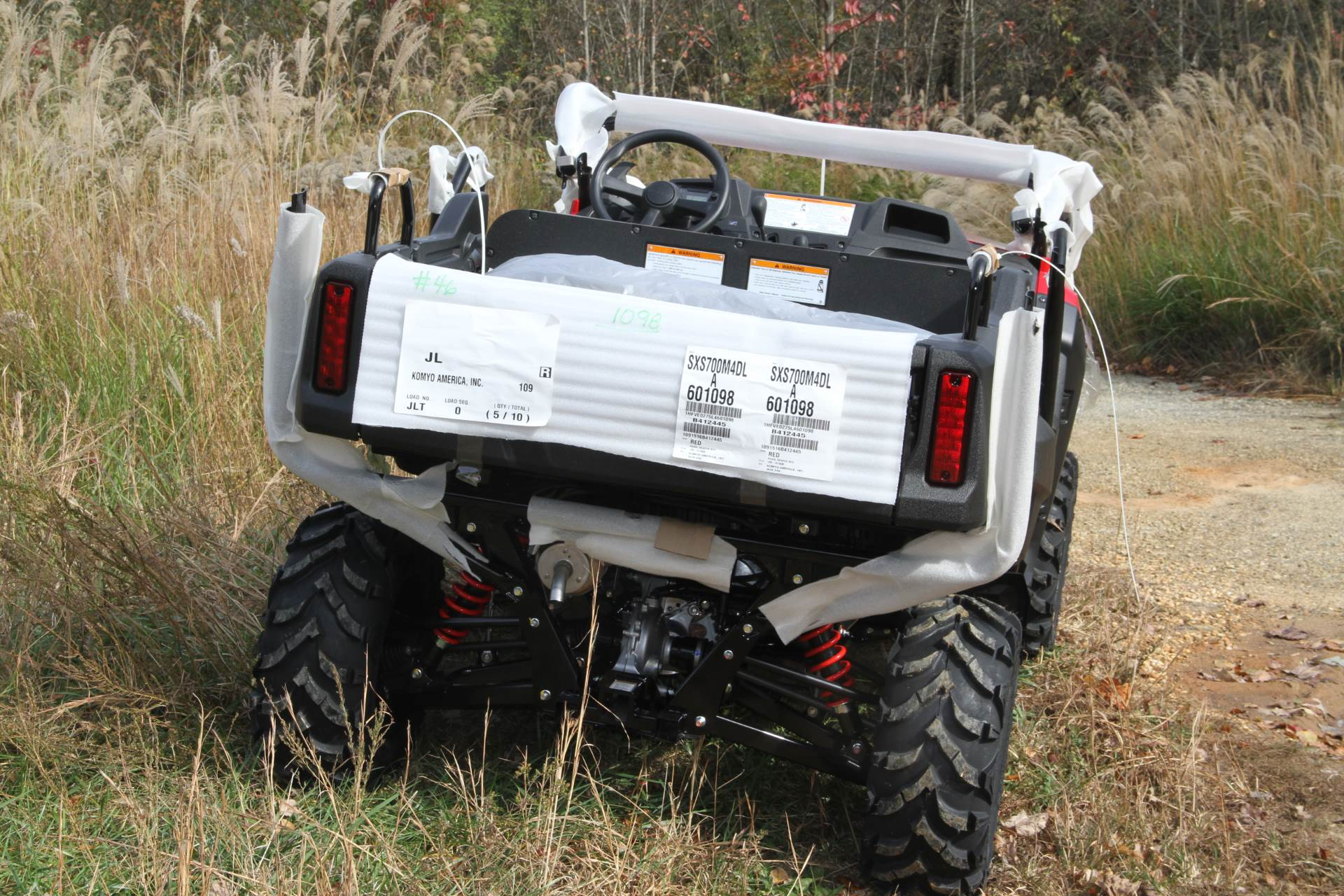 2020 Honda Pioneer 700-4 Deluxe in Hendersonville, North Carolina - Photo 18
