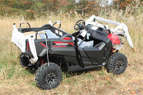 2020 Honda Pioneer 700-4 Deluxe in Hendersonville, North Carolina - Photo 20