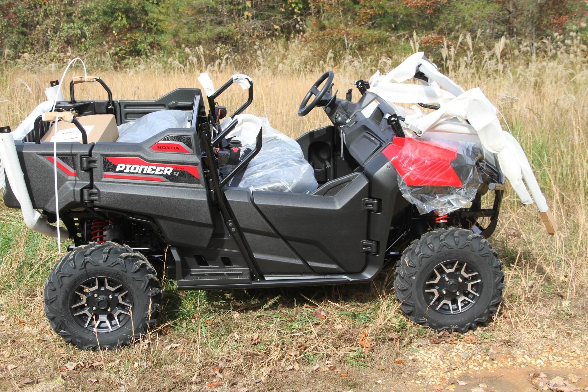 2020 Honda Pioneer 700-4 Deluxe in Hendersonville, North Carolina - Photo 22