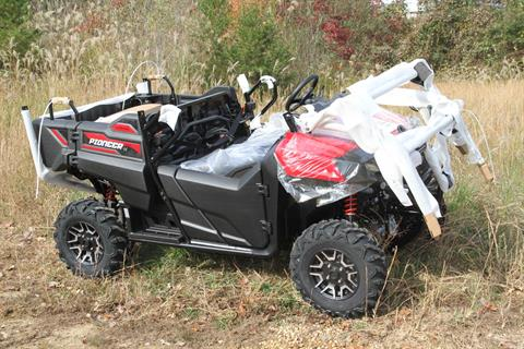 2020 Honda Pioneer 700-4 Deluxe in Hendersonville, North Carolina - Photo 23